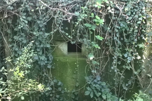 Defence of Kent Project - pillbox